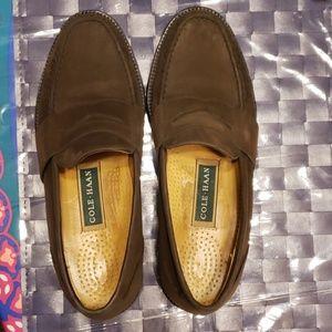 Cole Haan vibram Brown shoes, size 6
